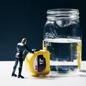水分量の測定